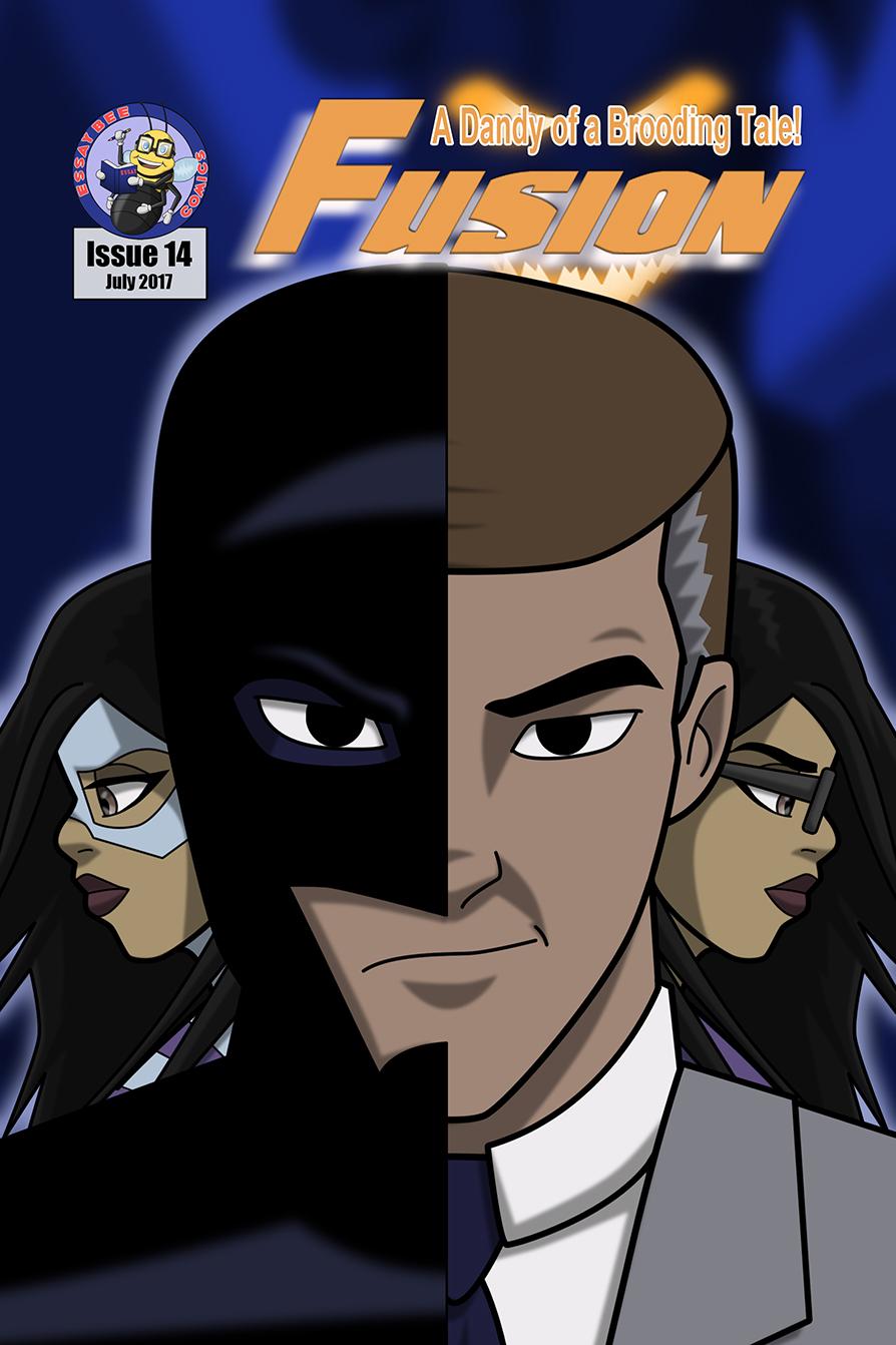 Fusion #14 Cover