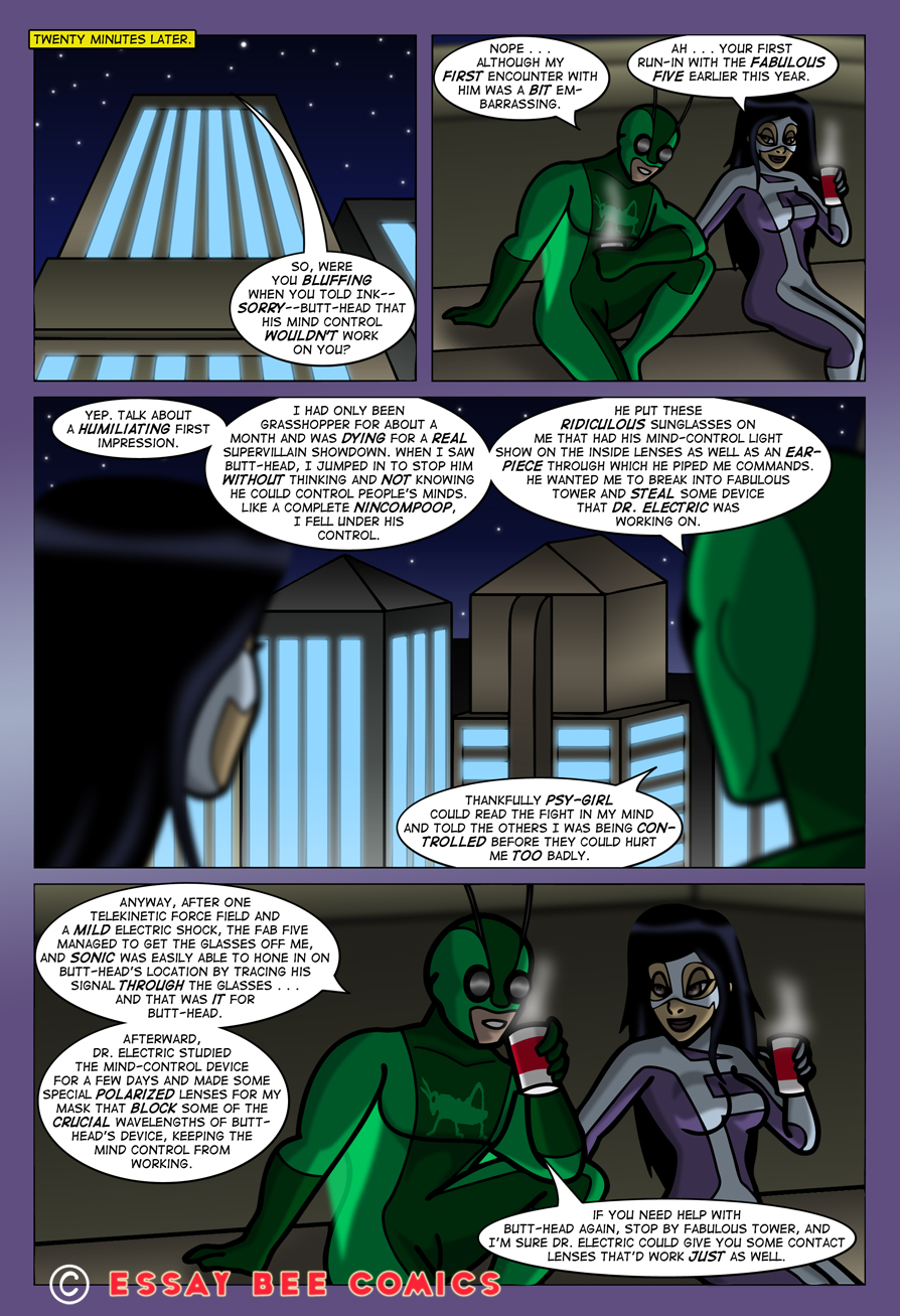 Fusion #4 Page 23