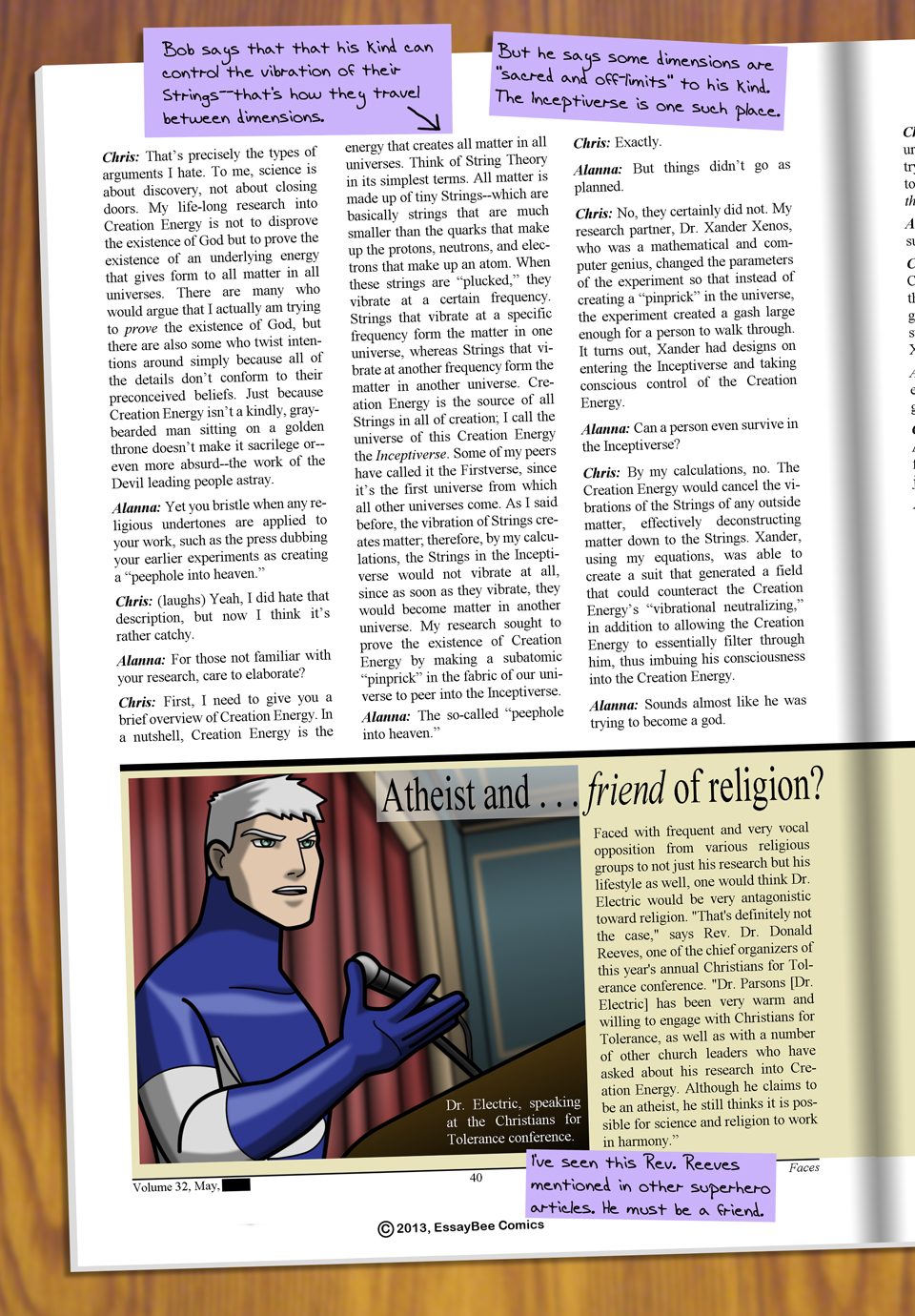 Interleude--Faces Magazine Interview Page 03