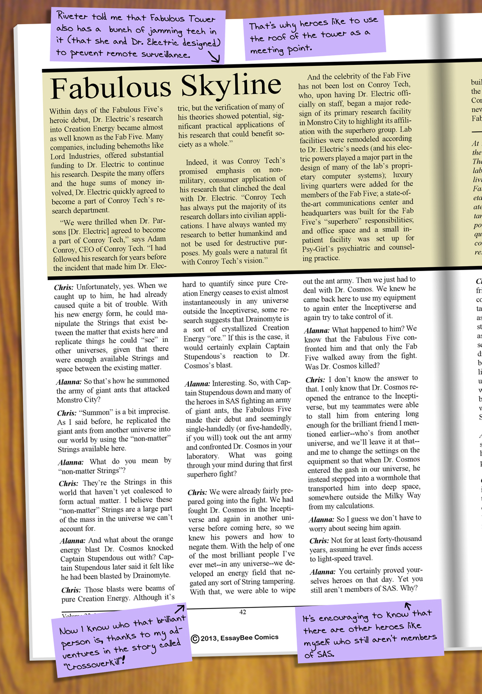 Interleude--Faces Magazine Interview Page 05