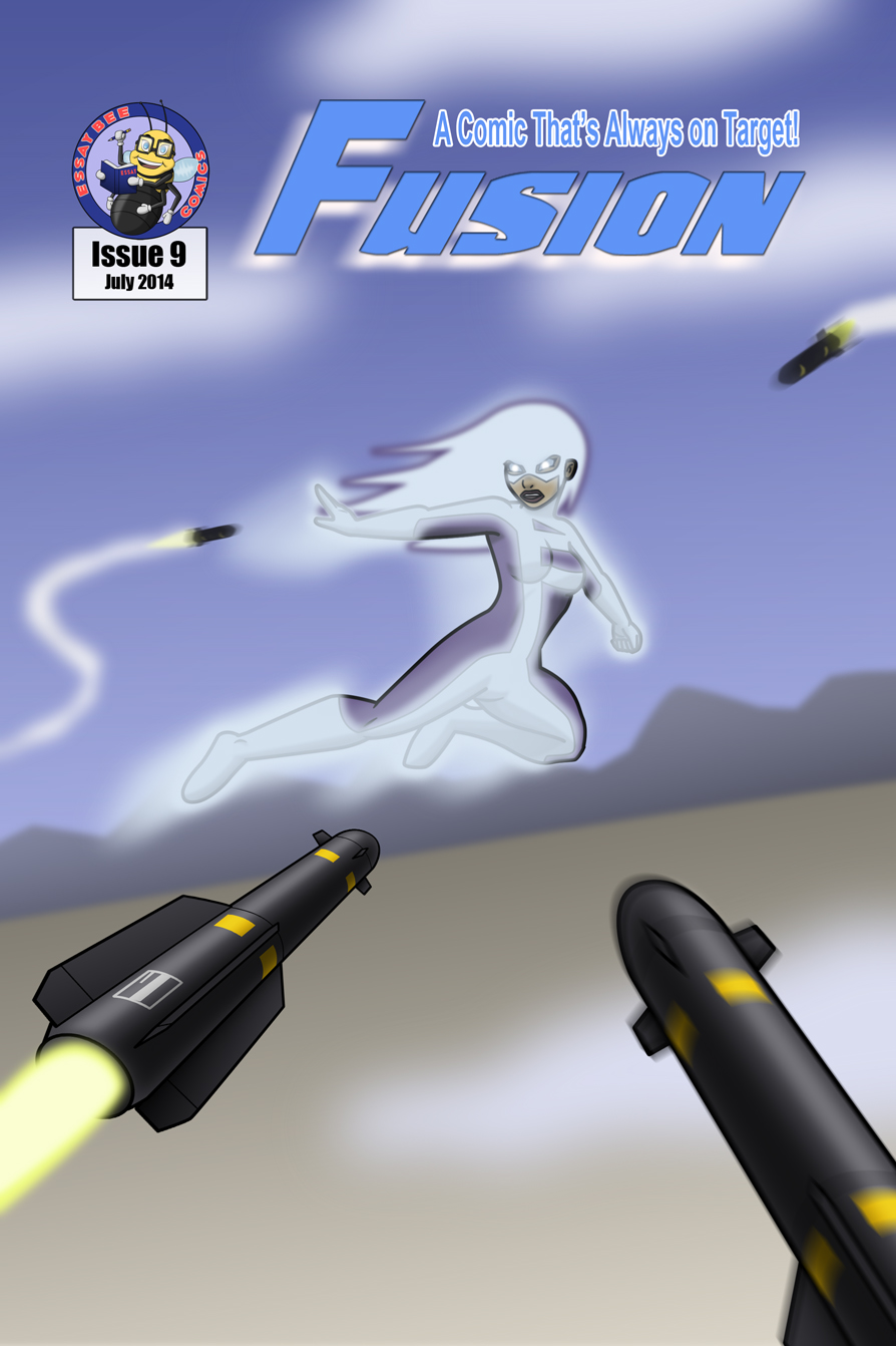 Fusion #9 Cover