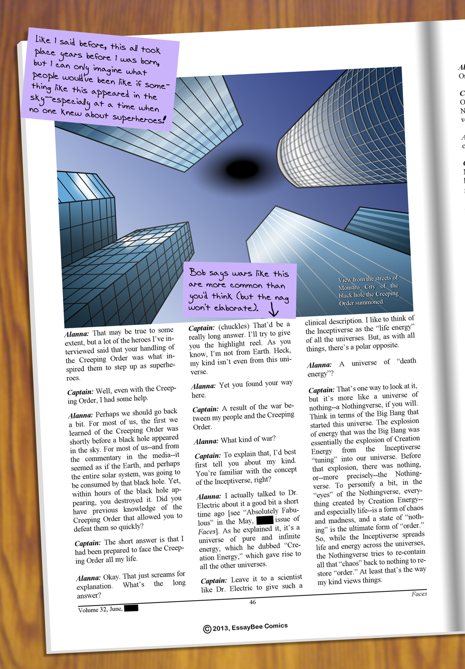 Interleude--Faces Magazine Interview 2 Page 03