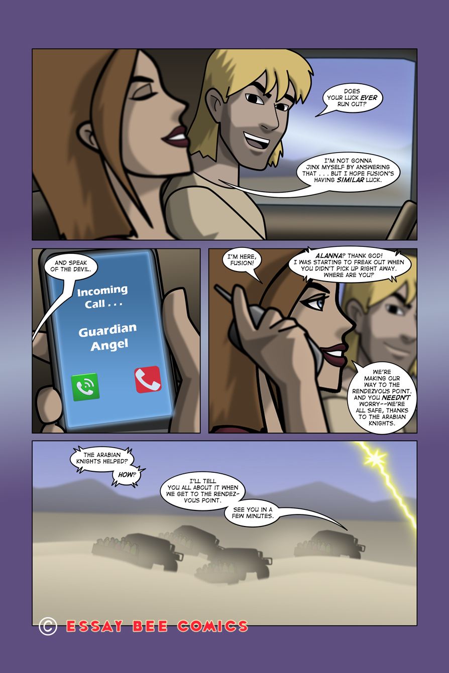 Fusion #10 Page 19