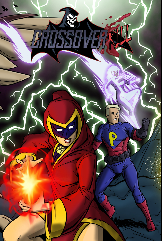 Crossoverkill Cover by shumworld